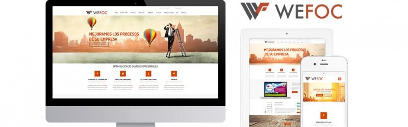 WeFoc - HTML5 MUESTRAS